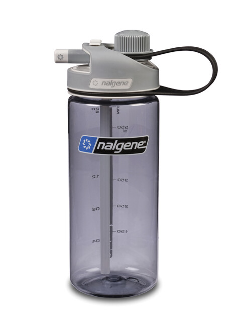 Nalgene Multi Drink 600ml grau
